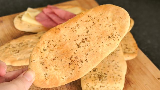 recette, pain, fait maison, maison, peu d'ingrédients