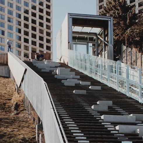 Funicular Edmonton Alberta
