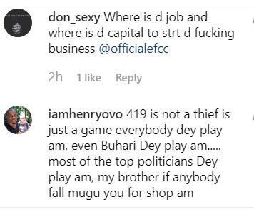 Nigerians Drag The Heck Out Of Efcc After The Agency Dropped A 'rap' Punchline On Social Media