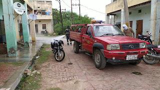 (कोविड-19) के संक्रमण से बचाव हेतु फायर टेंडर द्वारा सरकारी/गैर-सरकारी स्थानों/भवनों आदि विभिन्न स्थानों को सेनेटराइज़ किया -पुलिस अधीक्षक जालौन                                                                                                                                                       संवाददाता, Journalist Anil Prabhakar.                                                                                               www.upviral24.in