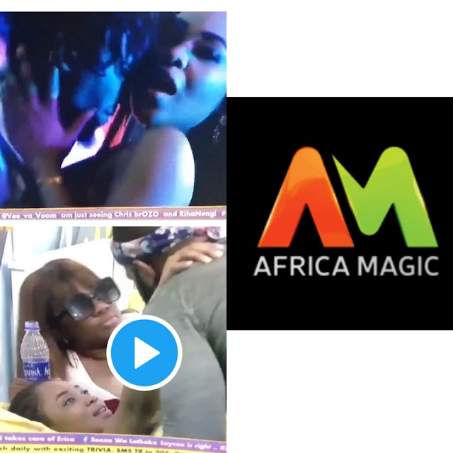 Bbnaija2020: Africa Magic Reacts To The Love Laycon & Kiddwaya Has For Erica After Saturday Night Party