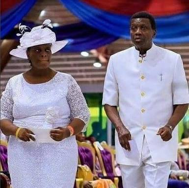 Nigerians React As 'Woke Twitter' Criticize Pastor Adeboye's Love Letter To His 72-year-old Wife