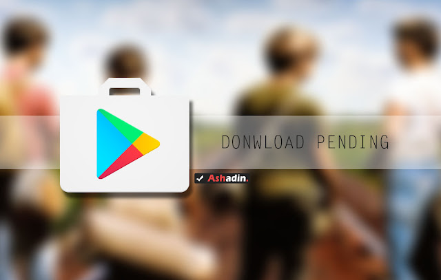 Cara atasi Download Pending di Google Playstore