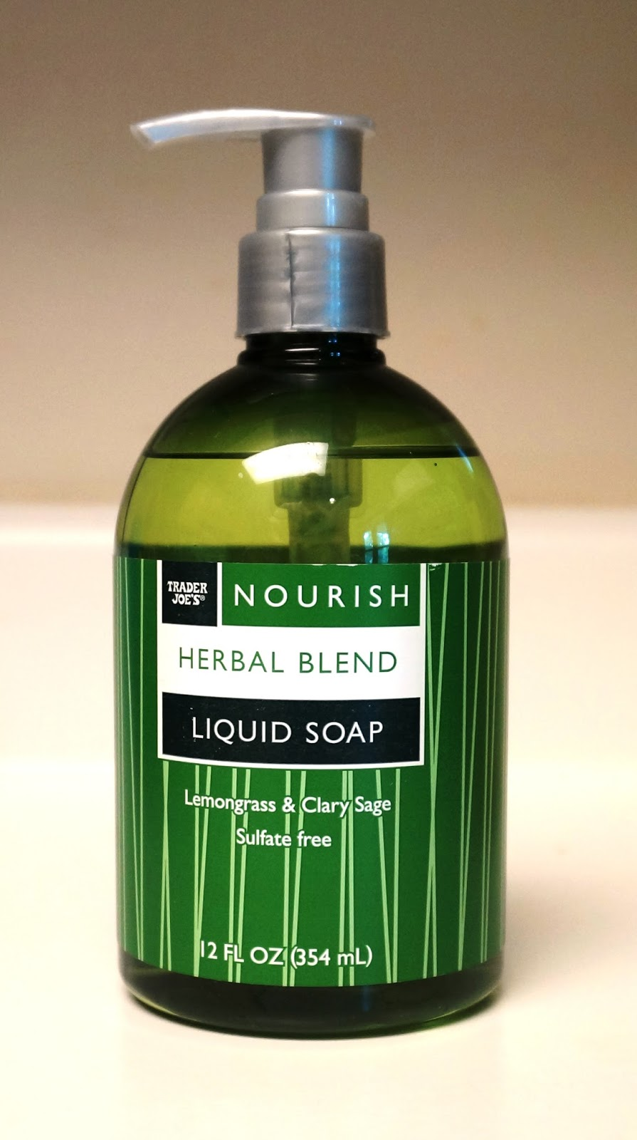 Exploring Trader Joe S Trader Joe S Nourish Herbal Blend