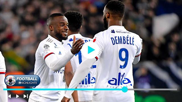 Bordeaux vs Olympique Lyonnais – Highlights