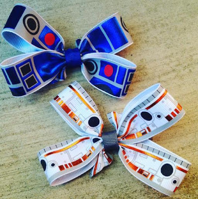 BB-8 Hairbow