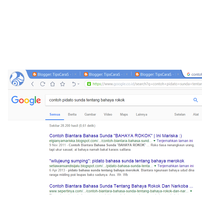 Contoh Artikel Bahasa Sunda Tentang Rokok Ljmflnjl Info