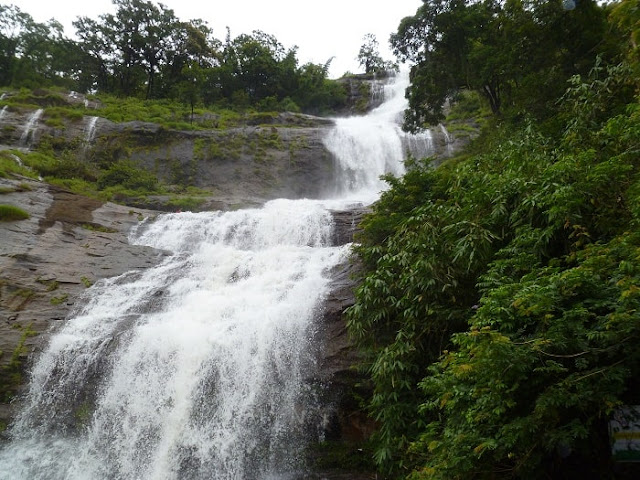 Kuthumkal Waterfalls Munna, Best Places to Visit in Munnar