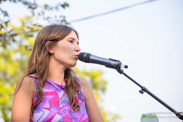 Anemone at Royal Mountain Records Goodbye to Summer BBQ on Saturday, September 21, 2019 Photo by Sarah Ordean at One In Ten Words oneintenwords.com toronto indie alternative live music blog concert photography pictures photos nikon d750 camera yyz photographer summer music festival bbq beer sunshine blue skies love