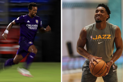MLS and NBA in Orlando