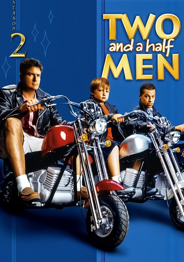 Two And a Half Men Temporada 1 a la 4 Dual Latino/Ingles 1080p