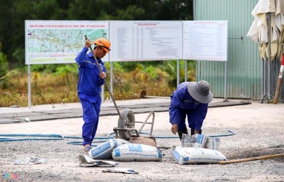 Cao tốc Trung Lương – Mỹ Thuận sau 10 năm khởi công 3