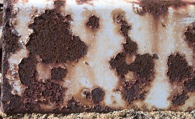 texture effetto ferro arrugginito