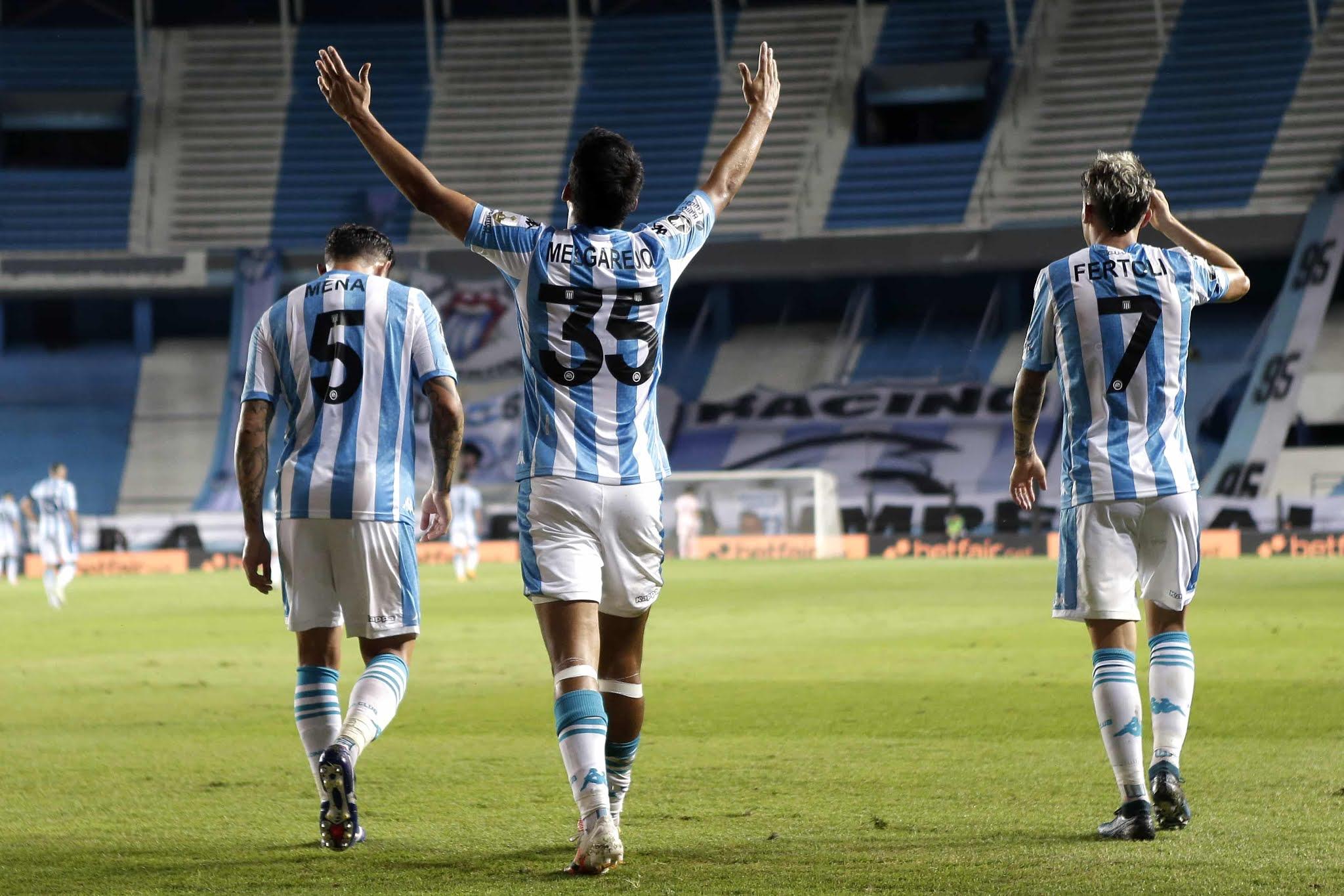 Racing venció a Boca en el primer cruce de cuartos de final de la Libertadores