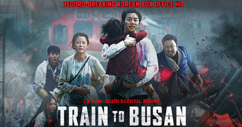 REVIEW TRAIN TO BUSAN : Spoiler alert