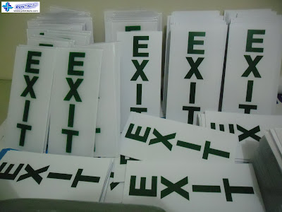 Exit Signs Philippines