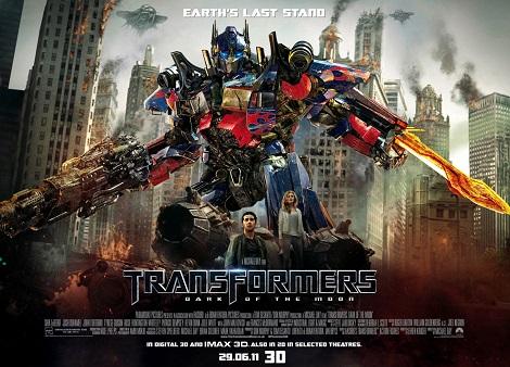 Download Transformers: Dark of the Moon (2011) Dual Audio [Hindi+English] 720p + 1080p Bluray MSubs
