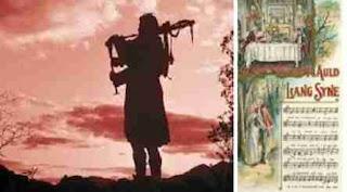 Auld Lang Syne, cântec scoțian de Anul Nou