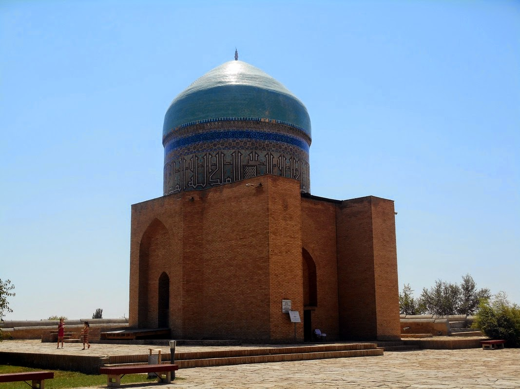 turkistan kazakistan