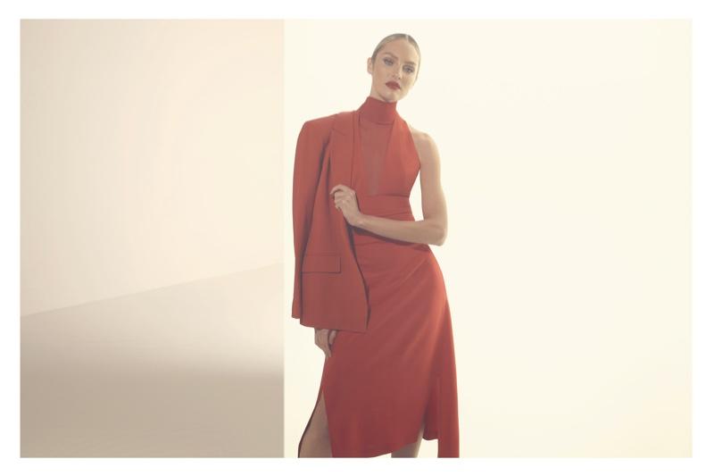 Model Candice Swanepoel fronts Animale El Rojo campaign