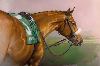 arte-realista-pinturas-de-hermosos-corceles corceles-pinturas-realistas
