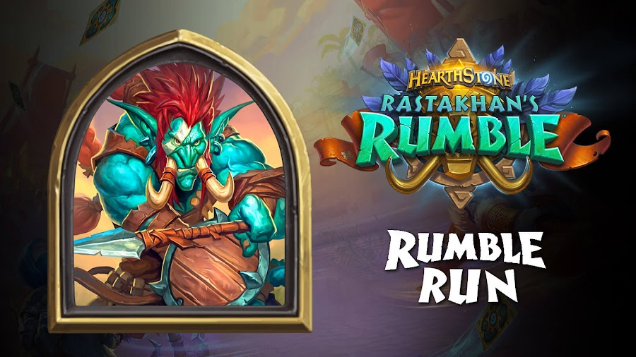 hearthstone next expansion rastakhan's rumble rumble run