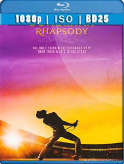 Bohemian Rhapsody: la historia de Freddie Mercury 2018 BD25 [1080p] Latino [GoogleDrive] SXGO