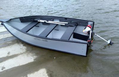 折り畳みボート ポータボート 10フィート購入