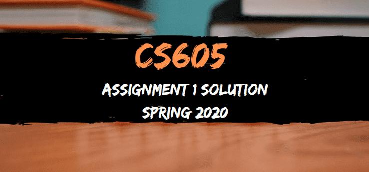 cs605