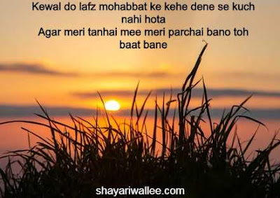 tanhai shayari photo download