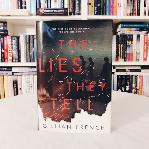 REVIEW: The Lies They Tell by Gillian French