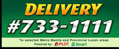 Mang Inasal Hotline