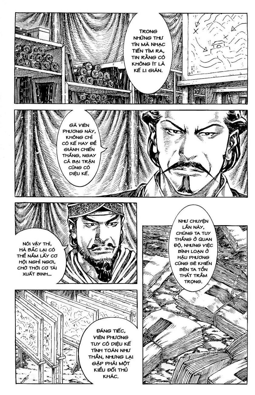 Hỏa phụng liêu nguyên Chương 354: Nhất hỏa mẫn cừu [Remake] trang 9