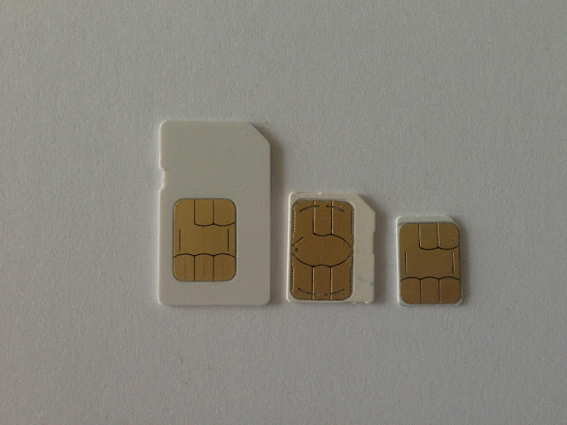 SIM Card Tri Lama Tidak Bisa Dipotong Nano