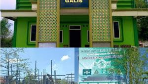 MWC-NU Kec. Galis Komitmen Membangun Gedung Serbaguna Guna Untuk Kemaslahatan Ummat