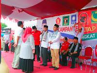 <b>Didukung Bupati, Ahyar-Mori Optimis Menang di Sumbawa</b>