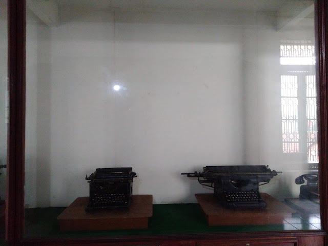 artefak museum perjoangan