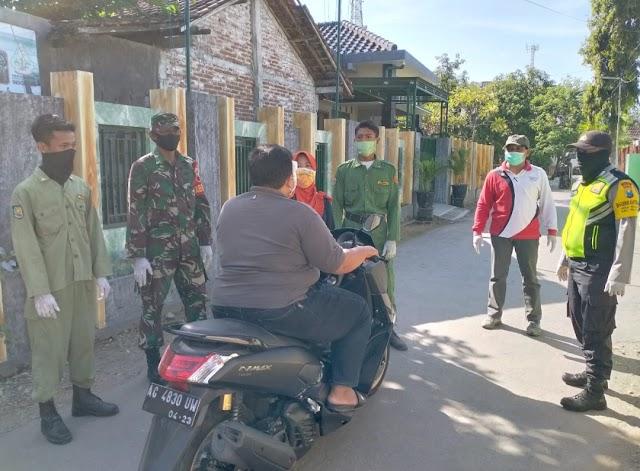 Kapolsek Rejoso Wajibkan Bhabinkamtibmas Untuk Sambang Desa Binaannya Guna Menangkal Faham Radikalisme