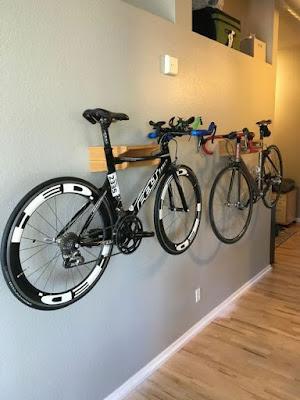 Organizador para bicicletas