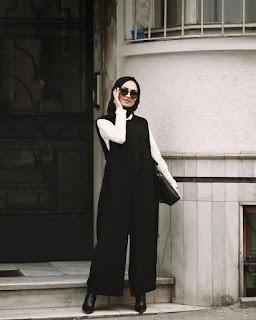 pakaian untuk interview kerja berjilbab di bank