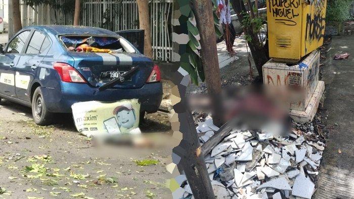 Bom Gereja Katedral Makassar, 4 Orang Jemaat Diduga Jadi Korban