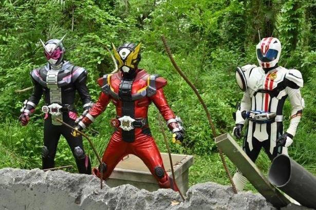Kamen Rider ZI-O The Movie: Over Quartzer - Movie Stills Released