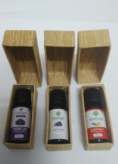 The Balance Mantra Essential Oils Review
