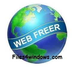 Web-Freer-For-Windows