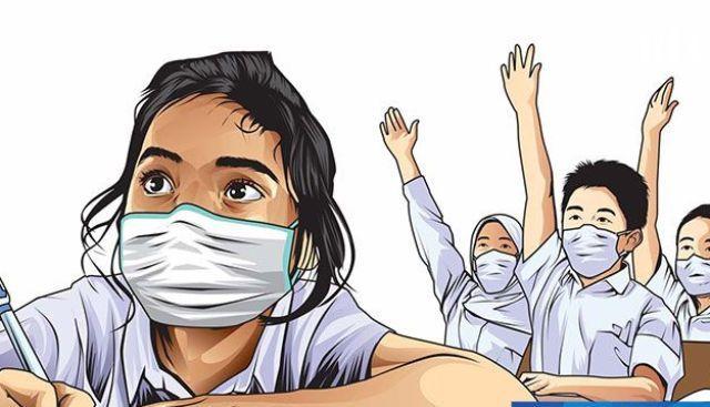 Pandemi Level 3, Program PTM Terus Dipantau Dan Realisasikan Kouta Gratis Untuk Siswa Dan Guru