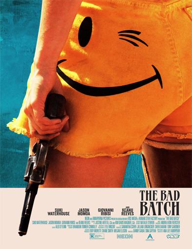 Cartel de The Bad Batch