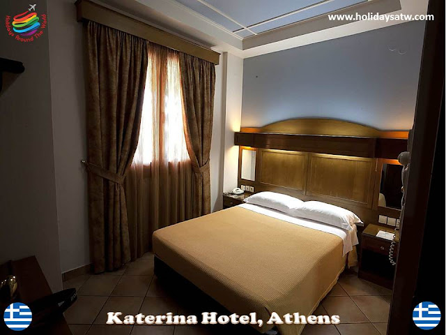 Recommended hotels in Athens Greece
