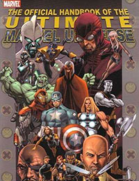 Official Handbook of the Ultimate Marvel Universe: The Ultimates & X-Men 2005