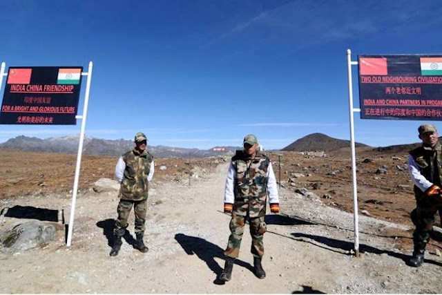 India china ladakh dispute - NewsTrendsHindi