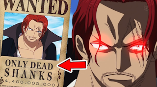 Is it true that Shanks owns the biggest bounty in One Piece?